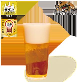 福舎のビール